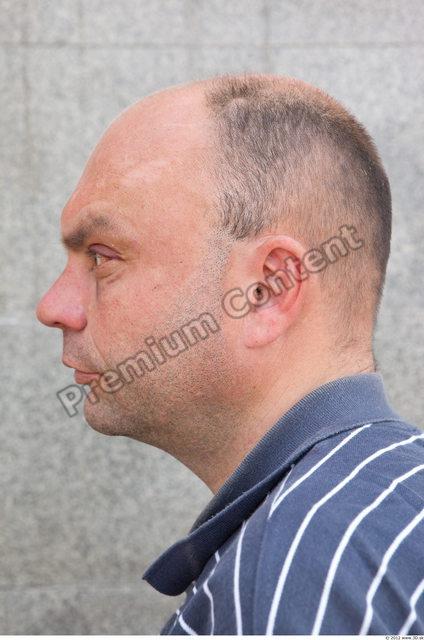 Head Man Casual Slim Average Street photo references