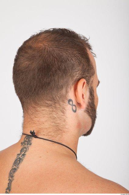 Whole Body Head Man Animation references Casual Jewel Average Studio photo references