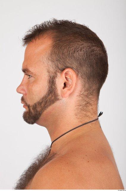 Whole Body Head Man Casual Jewel Average Studio photo references