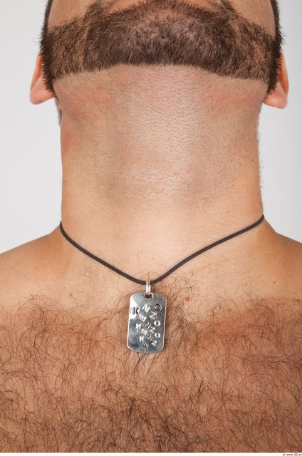 Neck Whole Body Man Animation references Casual Jewel Average Bearded Studio photo references