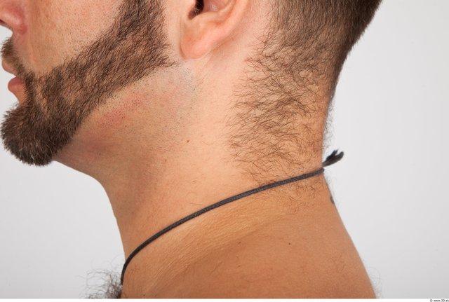 Neck Whole Body Man Animation references Casual Jewel Average Bearded Studio photo references