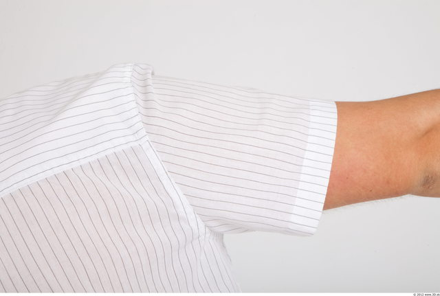 Arm Whole Body Man Casual Shirt Average Studio photo references