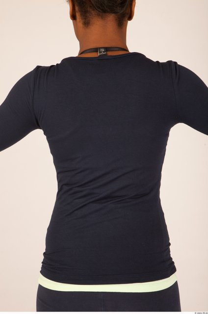 Upper Body Whole Body Woman Sports Shirt T shirt Average Studio photo references