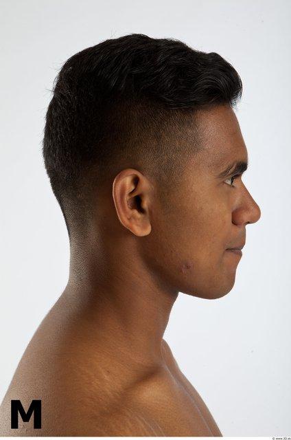 Head Phonemes Man Black Slim