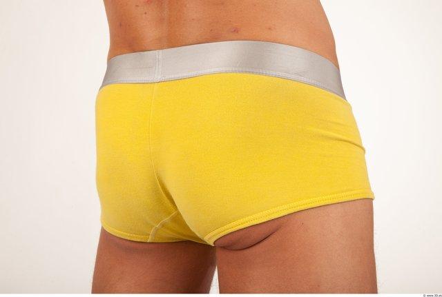 Bottom Underwear Shorts Athletic Studio photo references