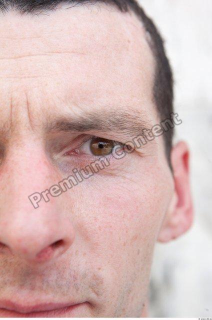 Eye Man Average Street photo references