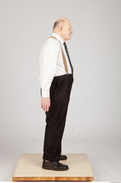 and more Whole Body Man White Formal Average