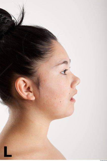 Head Phonemes Woman Asian Slim