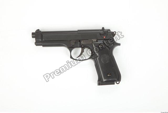Weapons-Pistol