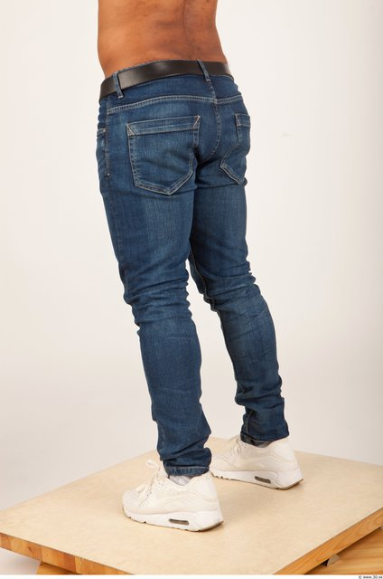 Leg Man Casual Jeans Studio photo references