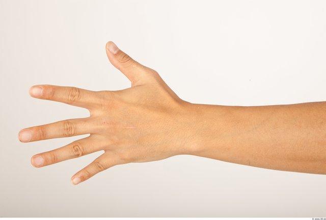 Hand Man Nude Average