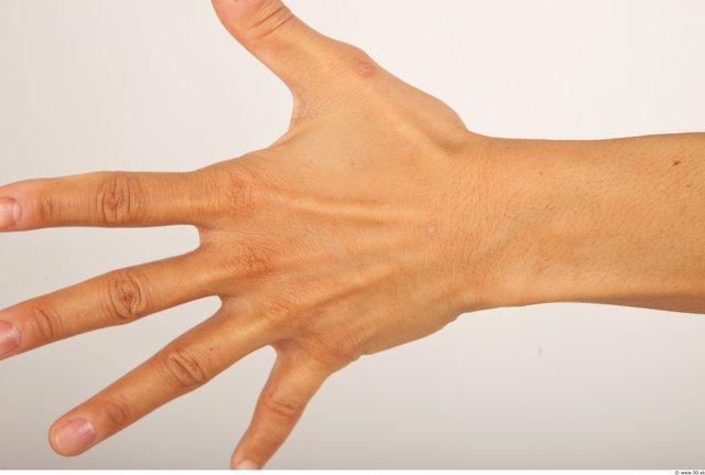 Hand Woman Black