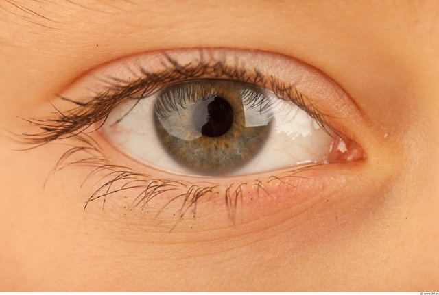 Eye Woman Slim Studio photo references