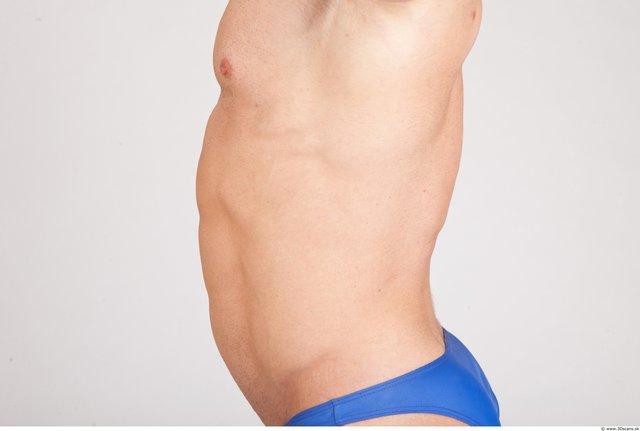 Belly texture of Alberto