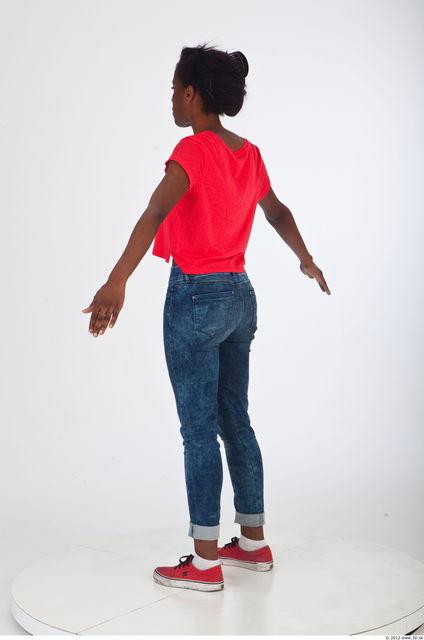 Woman Black Slim