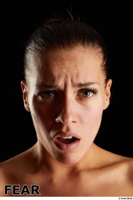 Emotions Woman White Slim