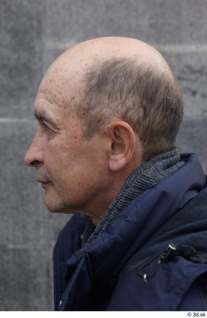 Head Man White Casual Slim Street photo references