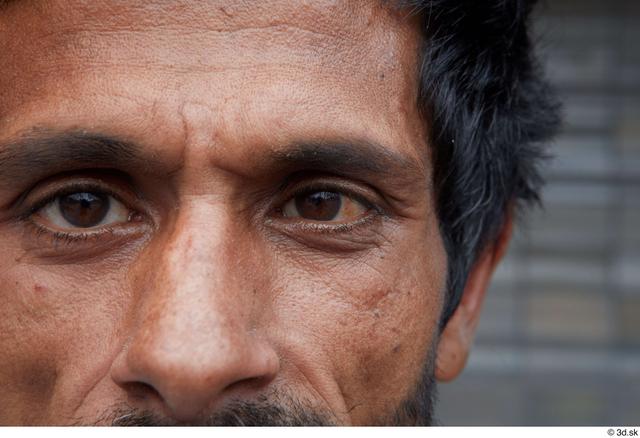 Eye Man White Casual Slim Street photo references