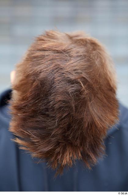 Head Hair Man White Sports Slim Street photo references