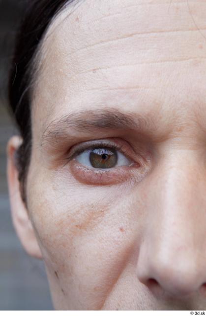 Eye Man White Sports Slim Street photo references