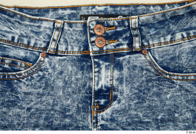 Casual Jeans Shorts Clothes photo references
