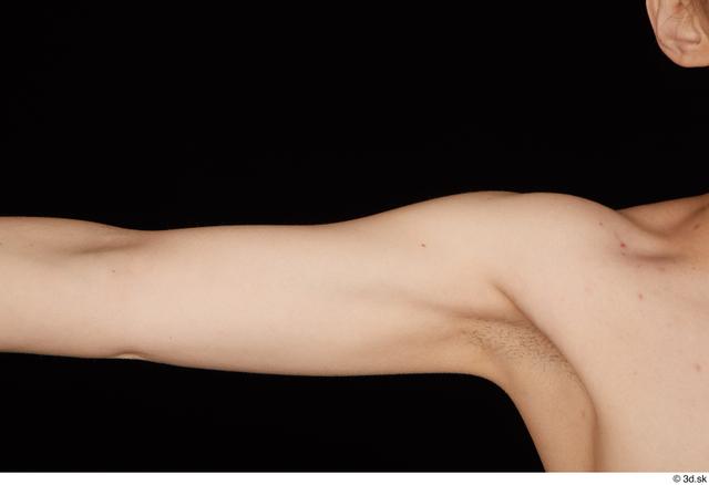 Arm Woman White Nude Average Studio photo references
