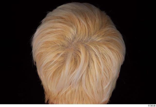 Hair Woman White Chubby Studio photo references