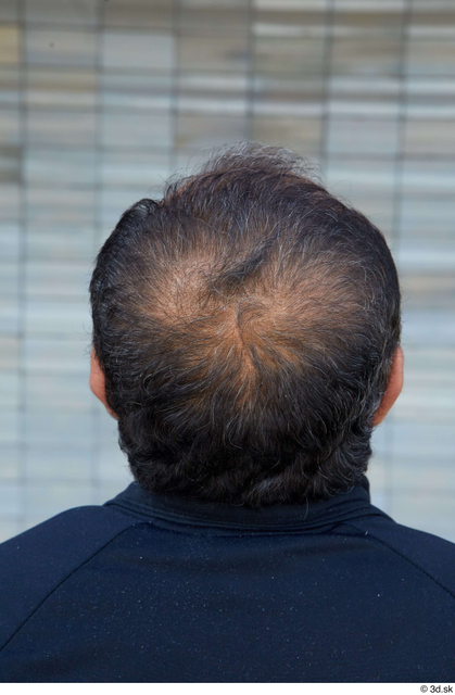 Head Hair Man White Sports Chubby Street photo references