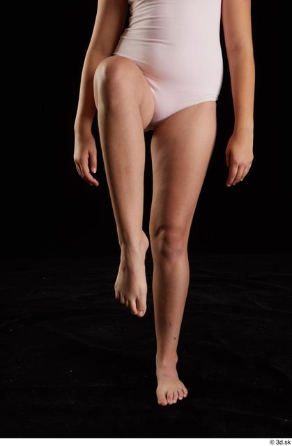 Leg Woman White Nude Average Studio photo references