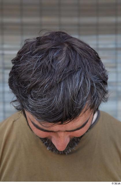 Head Hair Man White Sports Average Street photo references