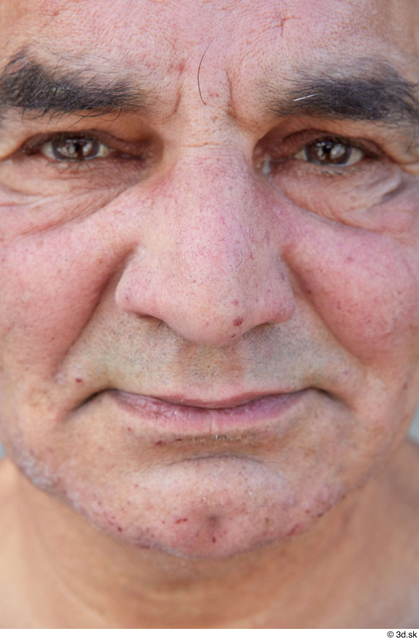 Face Nose Man White Sports Average Street photo references