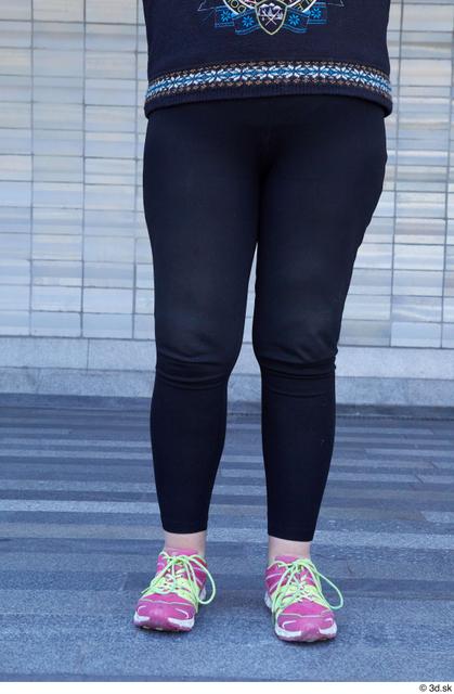 Leg Woman White Sports Average Street photo references