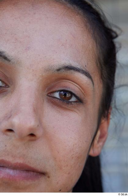 Eye Woman Slim Street photo references
