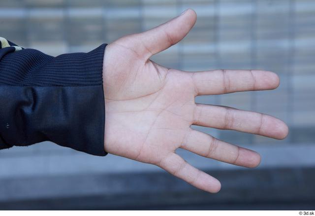 Hand Woman Slim Street photo references