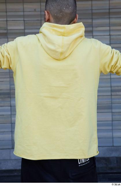 Upper Body Man Sports Slim Street photo references