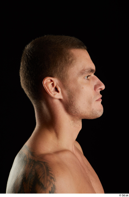 Head Man White Athletic Studio photo references