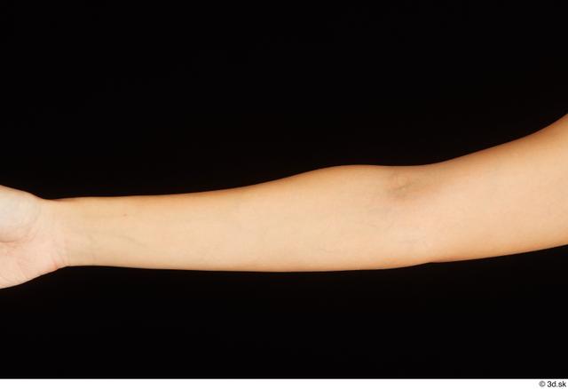 Forearm Woman White Nude Average Studio photo references