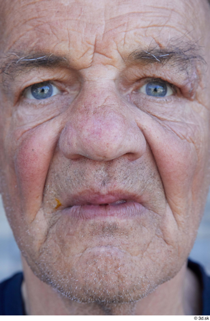 Face Nose Man White Sports Slim Street photo references