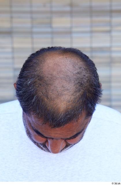 Head Hair Man White Sports Chubby Street photo references