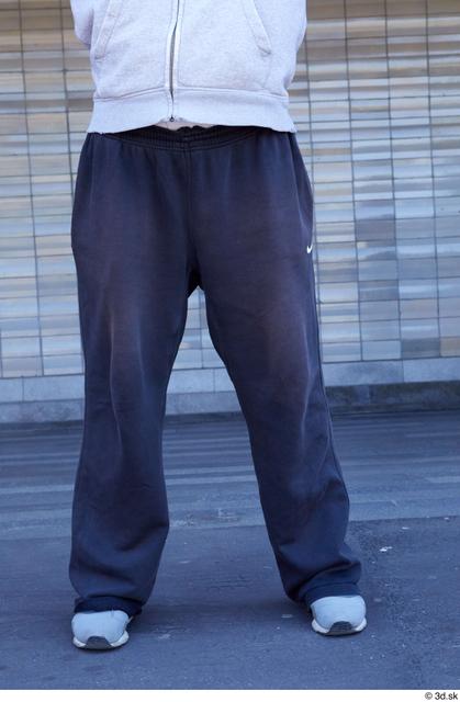 Leg Man White Sports Average Street photo references