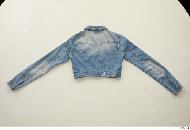 Casual Jeans Jacket Clothes photo references
