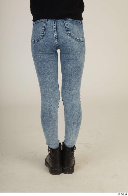 Leg Woman White Casual Street photo references