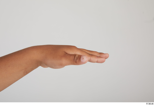 Hand Man White Street photo references