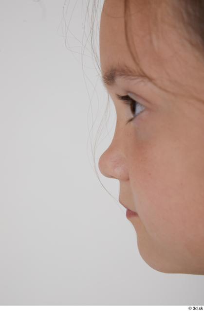 Nose Woman White Street photo references