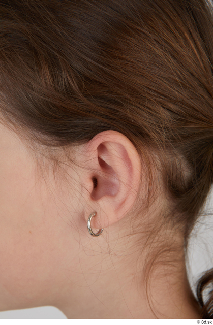 Ear Woman White Street photo references