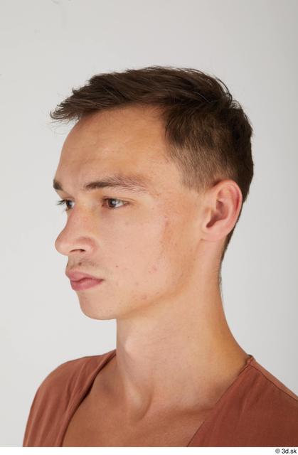 Head Man White Slim Street photo references