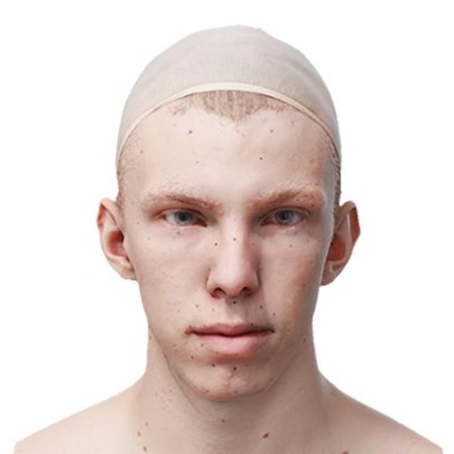 RAW 3D scan Emiliano Quinn