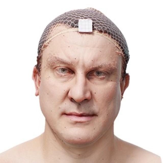 RAW 3D scan Knox Hutchinson