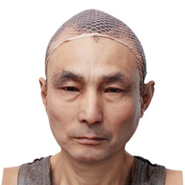 RAW 3D scan Hitarashi Hachigoro