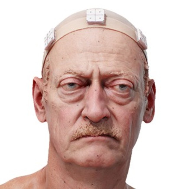 RAW 3D scan Jordan Marsh